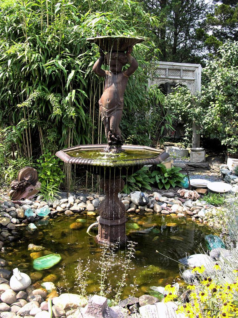 Secret garden fountain 2 by fairiegoodmother on deviantart for Secret garden pool novaliches