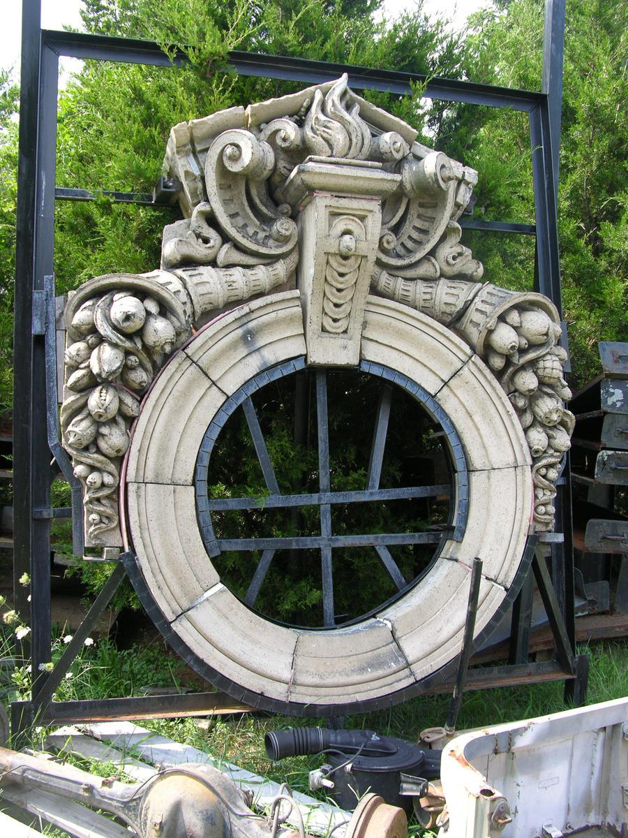Gothic Window 1 by FairieGoodMother