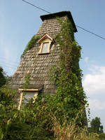 Strange Cone House 7 updated by FairieGoodMother