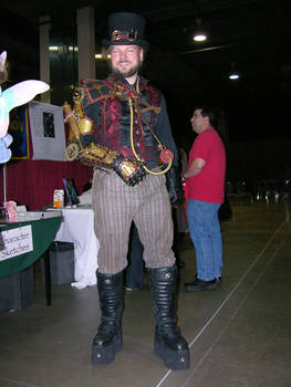 Steampunk Male 3