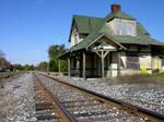 Abandoned Train Station 3