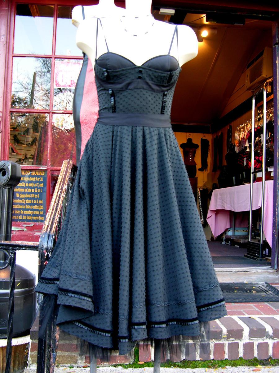 Little Black Dress by FairieGoodMother