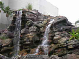 Waterfall Stock by FairieGoodMother
