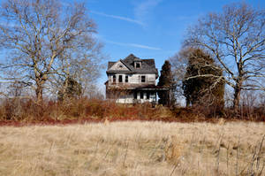 Haunted House stock 2 by FairieGoodMother