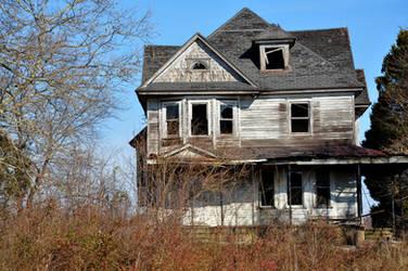 Haunted House stock 4