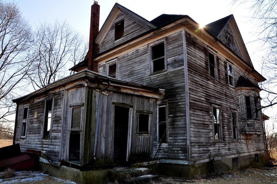 Haunted House stock 20