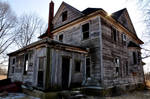 Haunted House stock 20