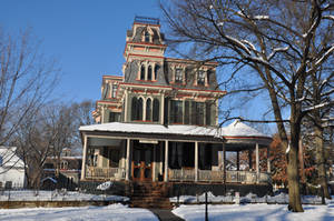 Victorian House by FairieGoodMother