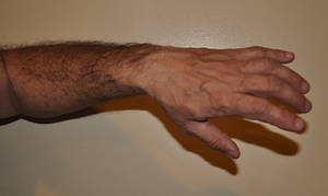 Male Hand Stock 17