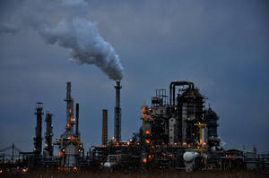 Oil Refinery 2 by FairieGoodMother