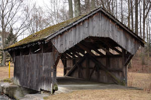 Covered Bridge Stock 8