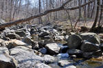 River Bed Rocks Stock 13
