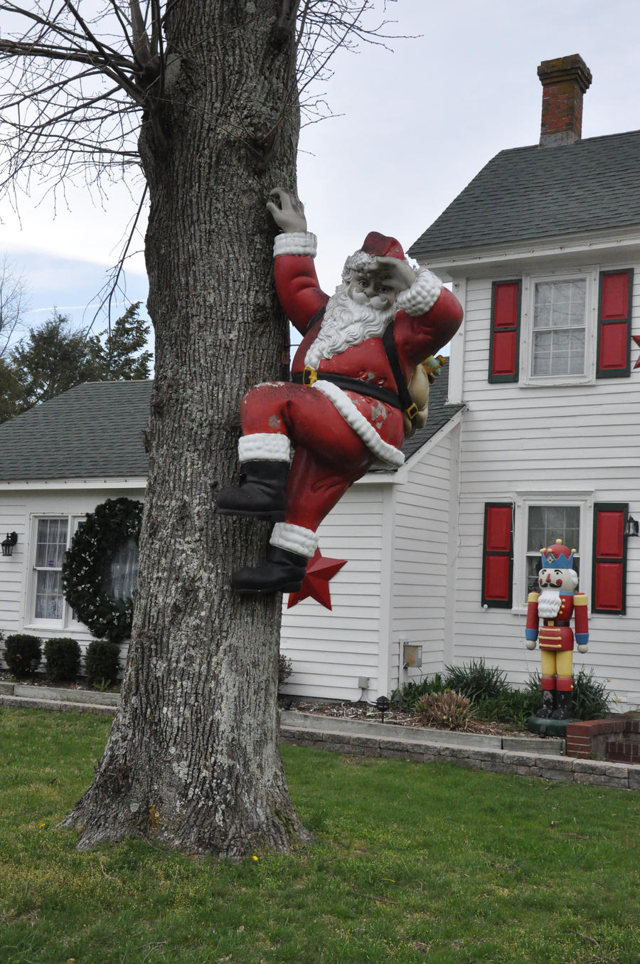 Santa Stock 4 by FairieGoodMother