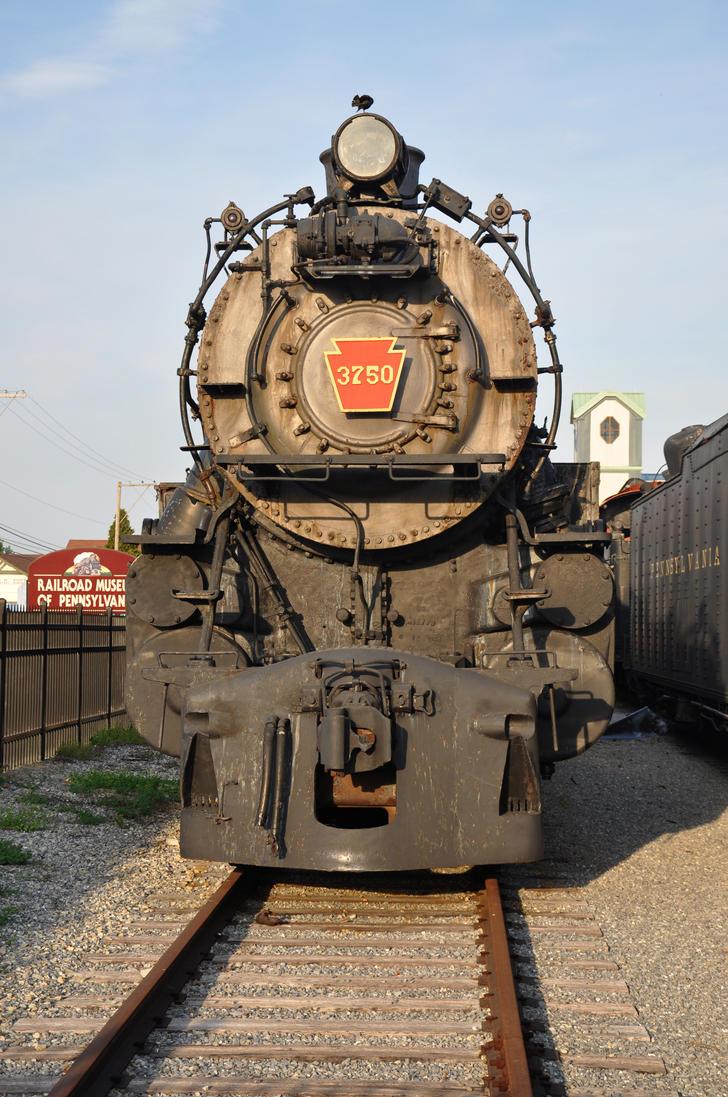 Strasburg Rail Road 22 by FairieGoodMother
