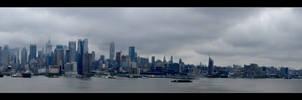 New York Panaroma by FairieGoodMother