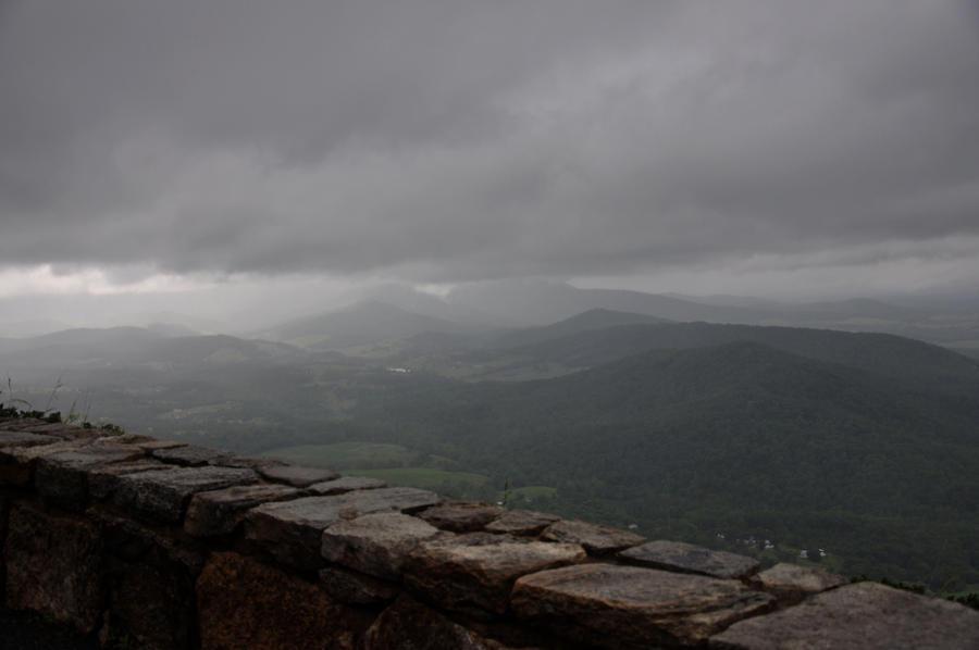 Blue Ridge Mountains Stock 45 by FairieGoodMother