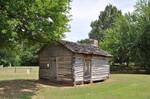 Old Confederate Log Cabin