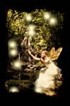 Golden Water fairy