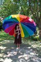Cima Big Umbrella Stock 27 by FairieGoodMother