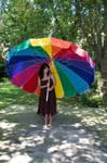 Cima Big Umbrella Stock 27