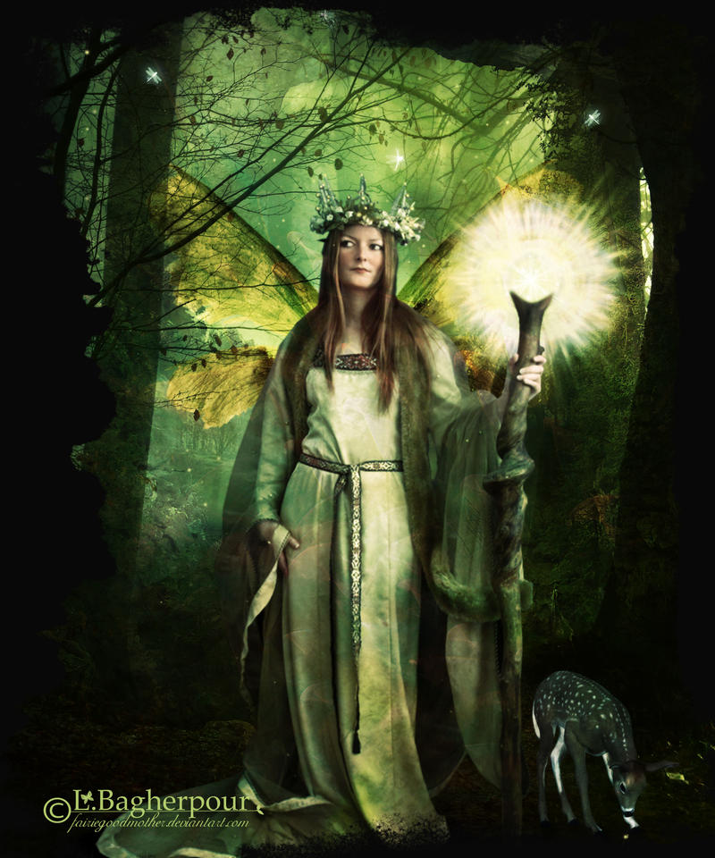The Faery Queen by FairieGoodMother on deviantART