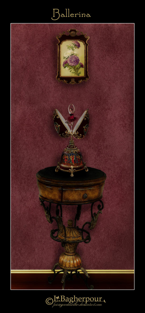 Ballerina by FairieGoodMother
