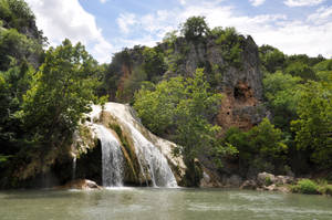 Turner Falls Stock 25 by FairieGoodMother