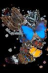 Precute Butterflies