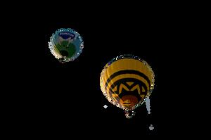 Precute Hot Air Balloons 9 by FairieGoodMother