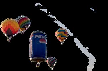 Precute Hot Air Balloons 10 by FairieGoodMother