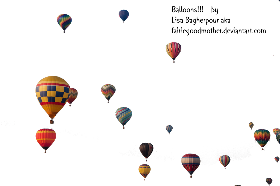 Precute Hot Air Balloons 12