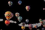 Precute Hot Air Balloons 12