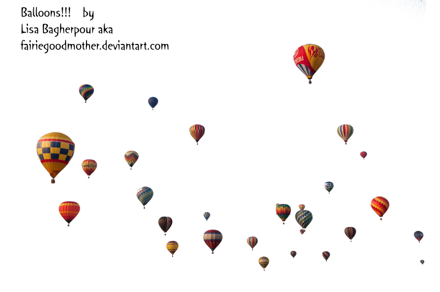 Precute Hot Air Balloons 13
