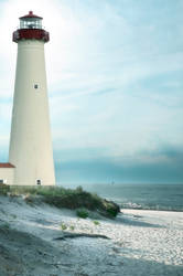 Premade Lighthouse Stock 2