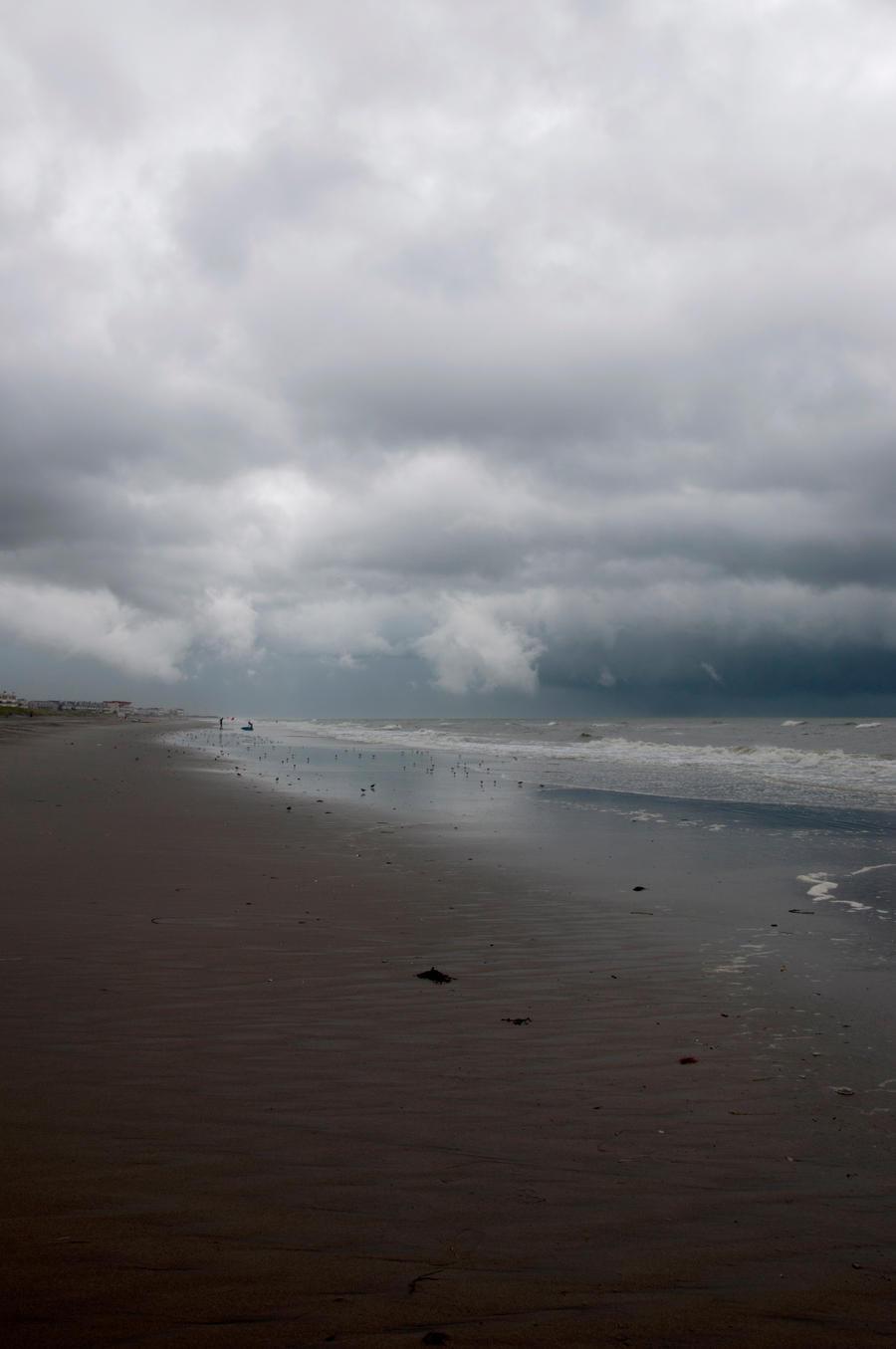 Stormy Coastline Stock 32 by FairieGoodMother