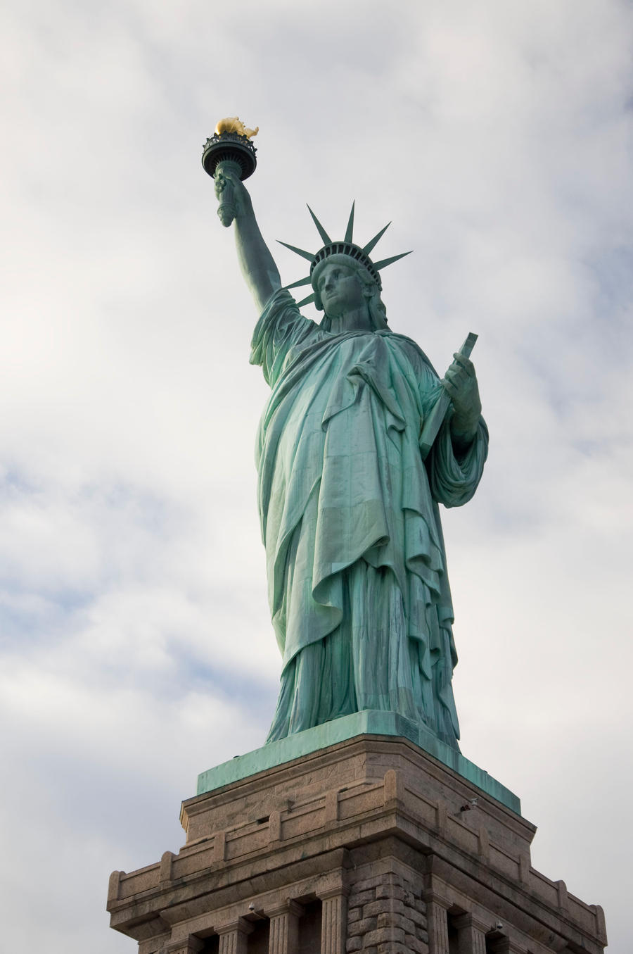 statue of liberty craft statue of liberty park stock 7 by fairiegoodmother on 5492