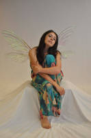 Cima in Flower Dress  041 by FairieGoodMother