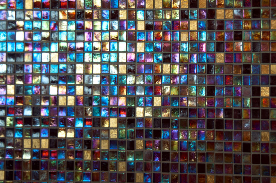 Mosaic Tile texture by FairieGoodMother