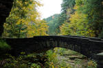 Ithaca in the Fall stock 026