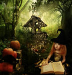 The Little Witch in Training by FairieGoodMother
