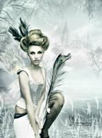 Winter's Fairy by FairieGoodMother