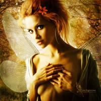 Golden Fairy by FairieGoodMother