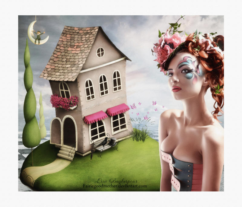 Doll House by FairieGoodMother