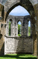 Unfinished Church in Bermuda 003 by FairieGoodMother