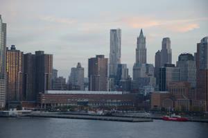 NYC Skyline 002 by FairieGoodMother