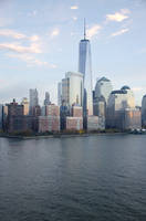 NYC Freedom Tower 02 by FairieGoodMother