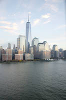 NYC Freedom Tower 04 by FairieGoodMother