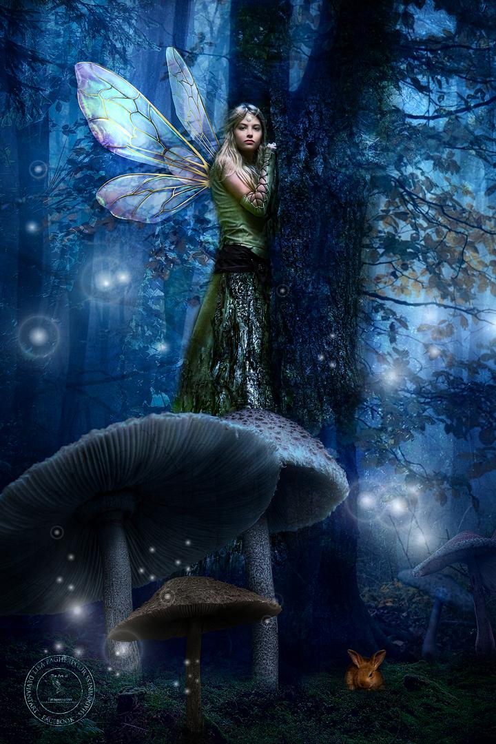 Woodland Fairy by Fair...