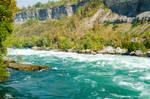 Niagara Falls white water rapids 01