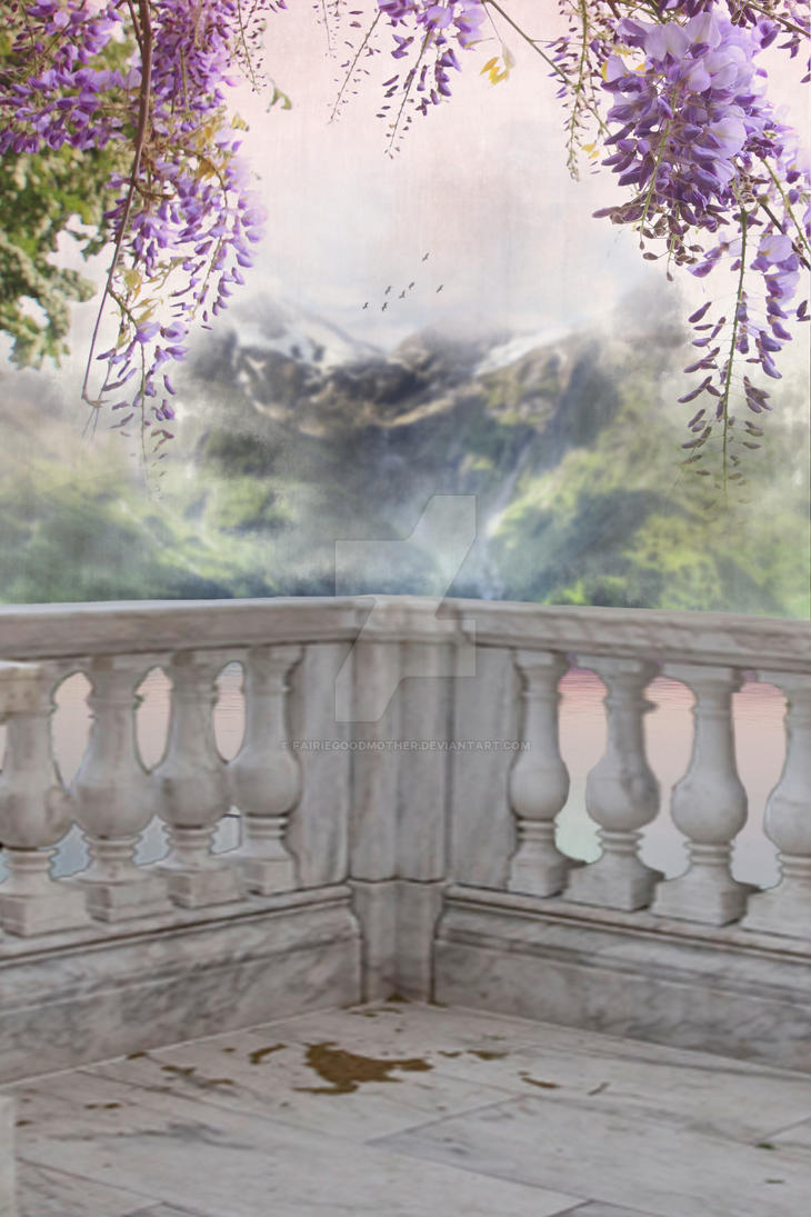 Balcony Background FGM by FairieGoodMother